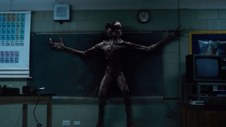 What is the Upside Down on Stranger Things?
