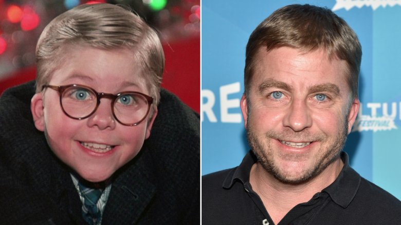 What the cast of A Christmas Story