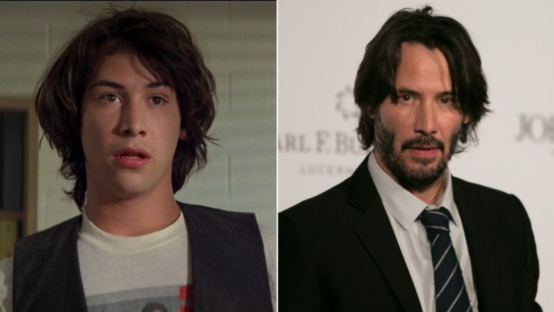 "Keanu Reeves as Ted ""Theodore"" Logan III"
