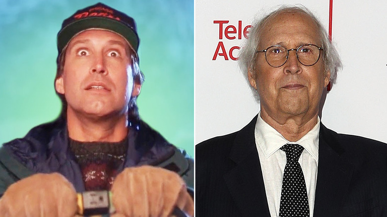 Chevy Chase Christmas Vacation.What The Cast Of Christmas Vacation Looks Like Now