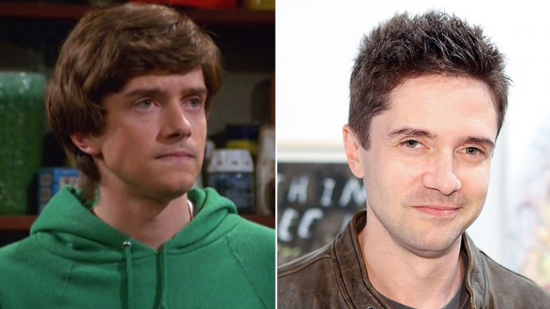 What the cast of That '70s Show looks like today