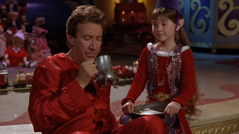 Judy and Scott in The Santa Clause