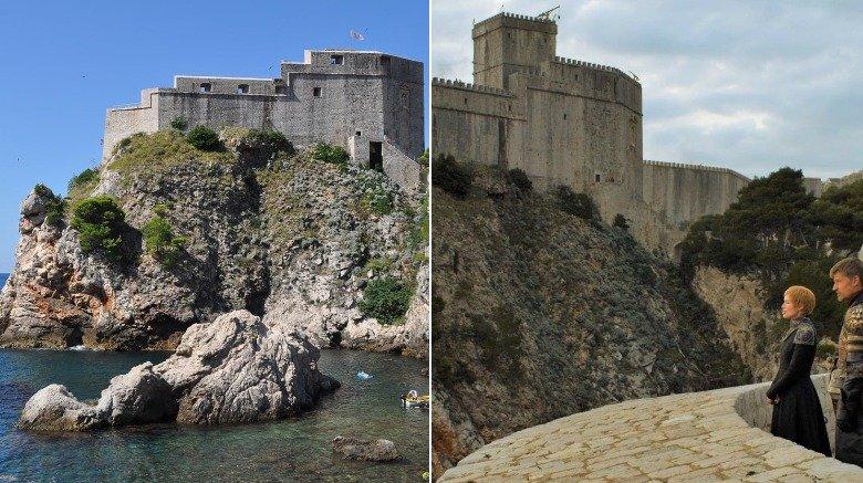 Dubrovnik, Croatia (King's Landing)