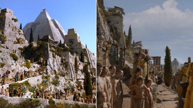 Fortress of Klis & Split (Meereen)
