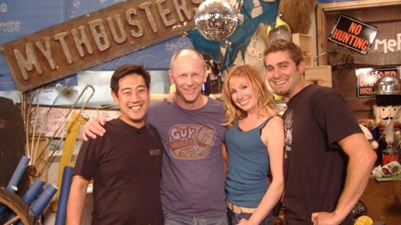 What the mythbusters gang is up to these days his voice is probably the most familiar on the show but youve likely never seen his face this invisible member of the mythbusters team is none other than malvernweather Gallery