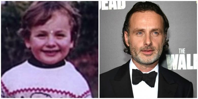 What The Walking Dead Cast Looked Like As Kids