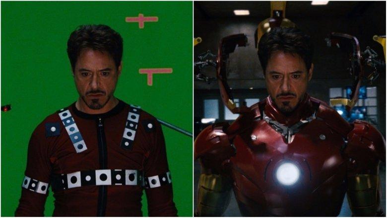 Iron Man CGI