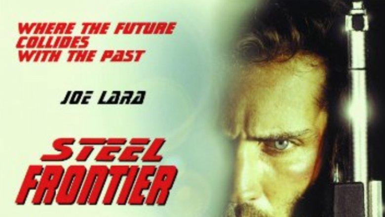 Steel Frontier cover art