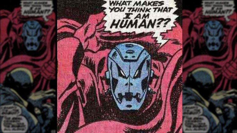 What Ultron almost looked like