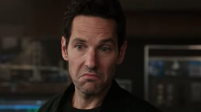 Paul Rudd as Scott Lang