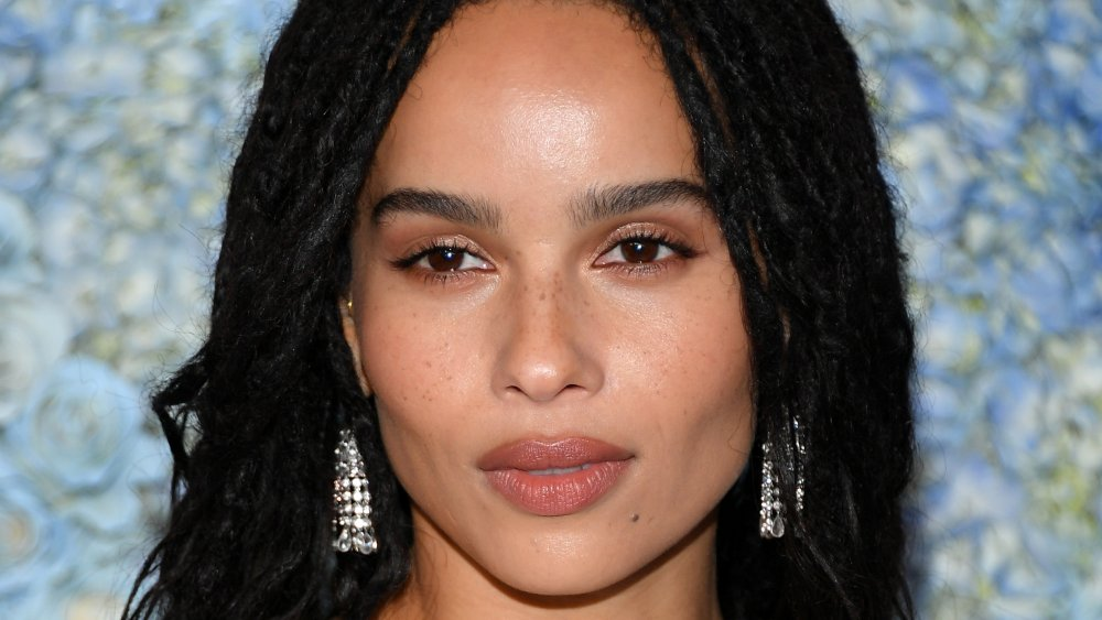 What Zoë Kravitz could look like as Catwoman in The Batman