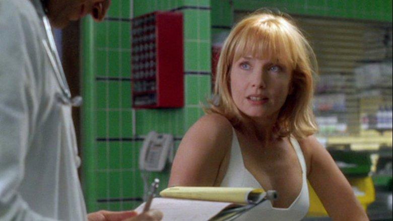 Rebecca De Mornay in ER