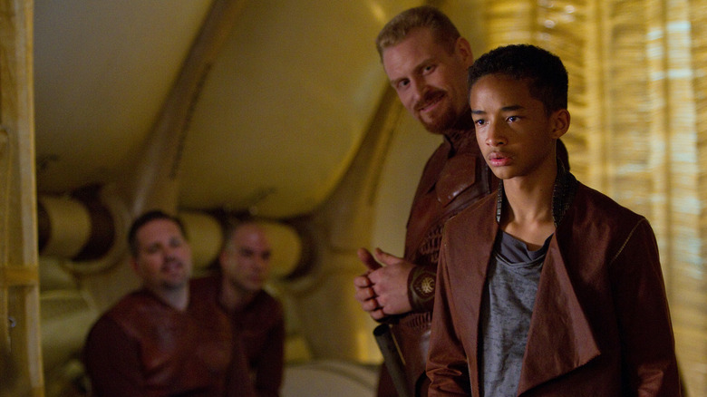 David Denman in After Earth