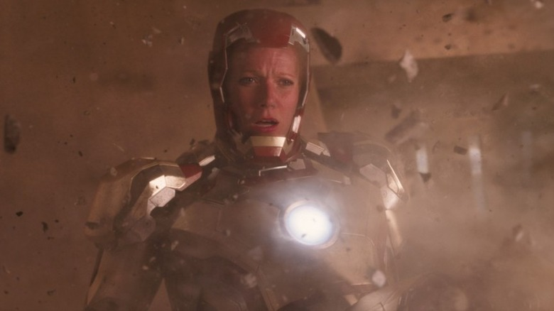 Pepper Potts in Iron Man 3