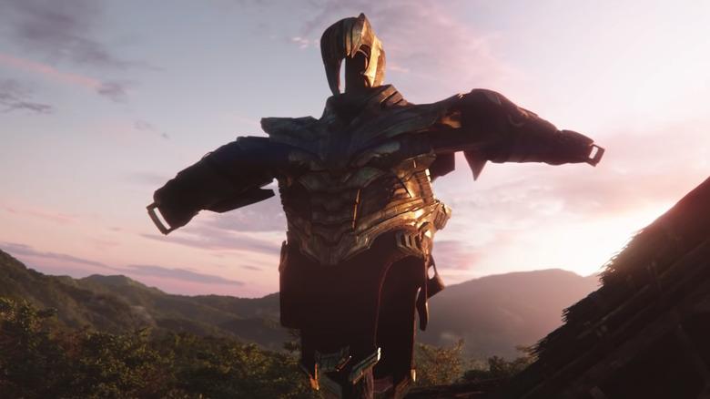 Scene from Avengers: Endgame