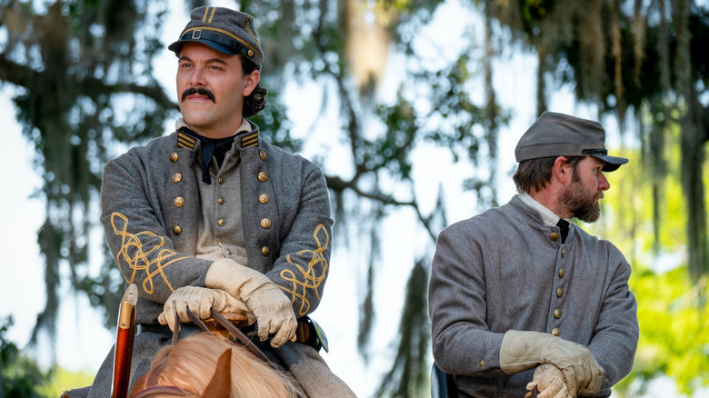 Why Antebellum is perfect thriller for now