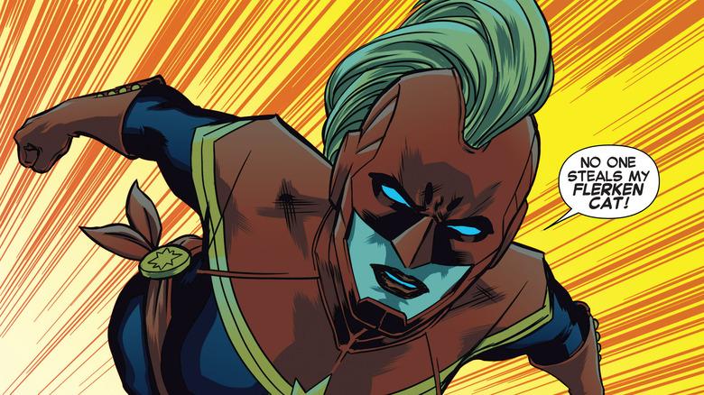 Captain Marvel Vol 8 #2