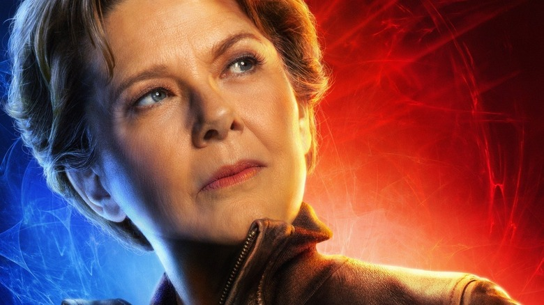 Annette Bening as Mar-Vell in Captain Marvel
