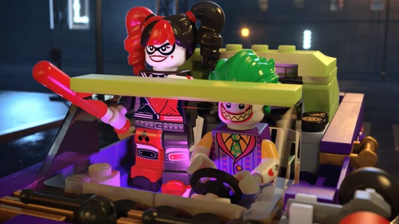 Still from Lego Batman