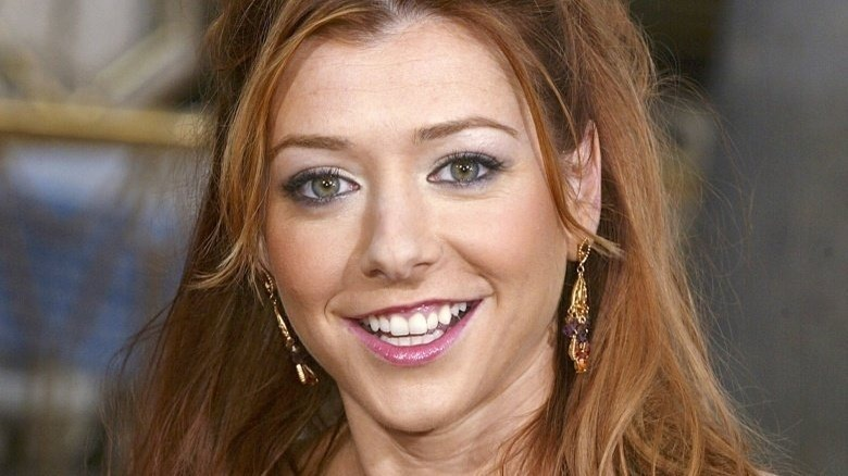 Alyson Hannigan sex video