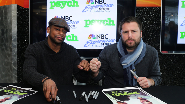 Psych gay characters