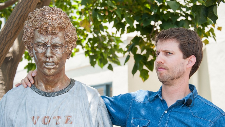 Why Hollywood won't cast Jon Heder