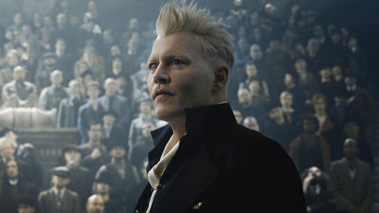 Why Johnny Depp was just forced to quit his Fantastic Beasts role