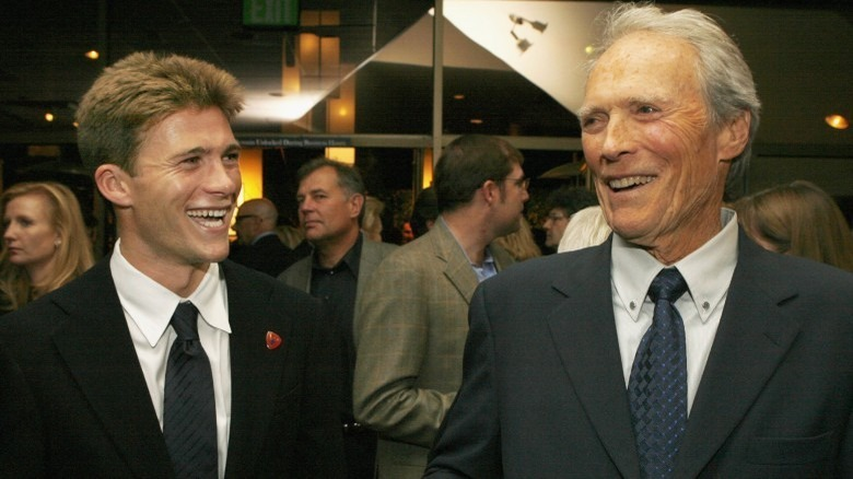 Scott Eastwood and Clint Eastwood