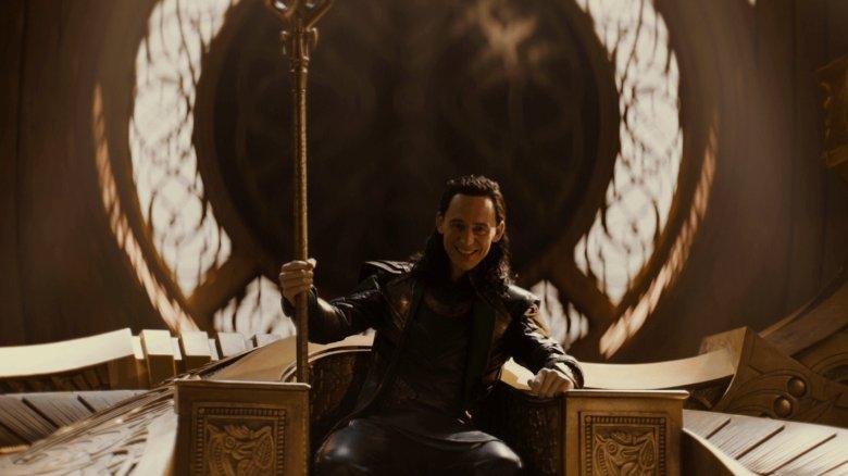 Tom Hiddleston in Thor: The Dark World