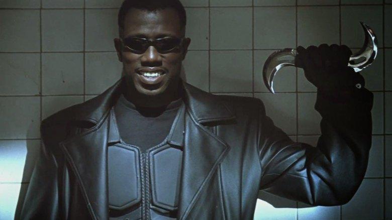 Wesley Snipes as Blade
