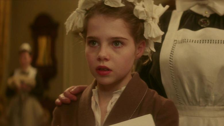 Lucy Boynton in Miss Potter