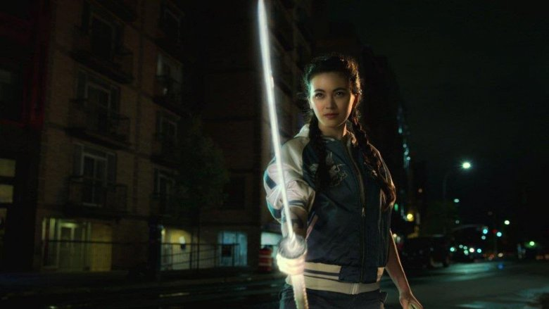 Colleen Wing in Iron Fist