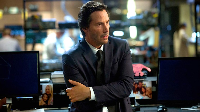 Keanu Reeves as Will Foster in Replicas