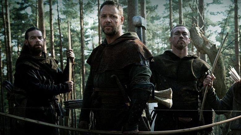 Russell Crowe in Robin Hood (2010)