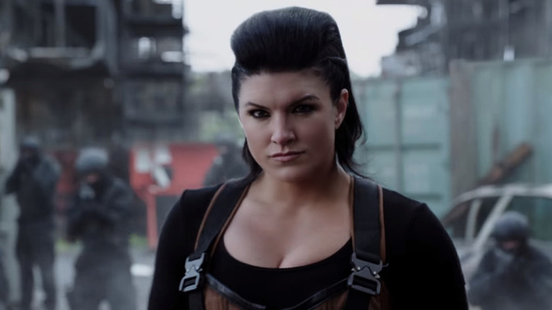 Gina Carano - Angel Dust