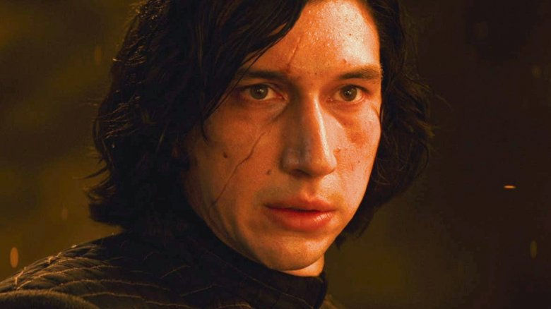 Shirtless Kylo Ren Apparently Served A Greater Purpose