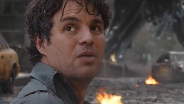 Mark Ruffalo as Bruce Banner in Avengers