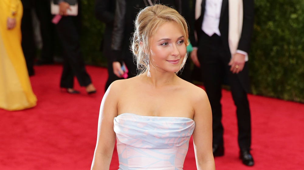Hayden Panettiere red carpet