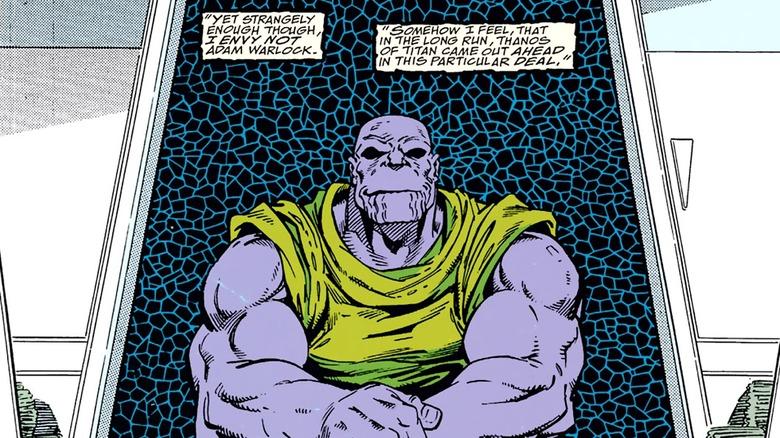 The Infinity Gauntlet #6