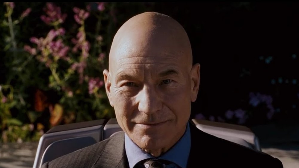 Will we ever see Professor X in a Marvel movie?