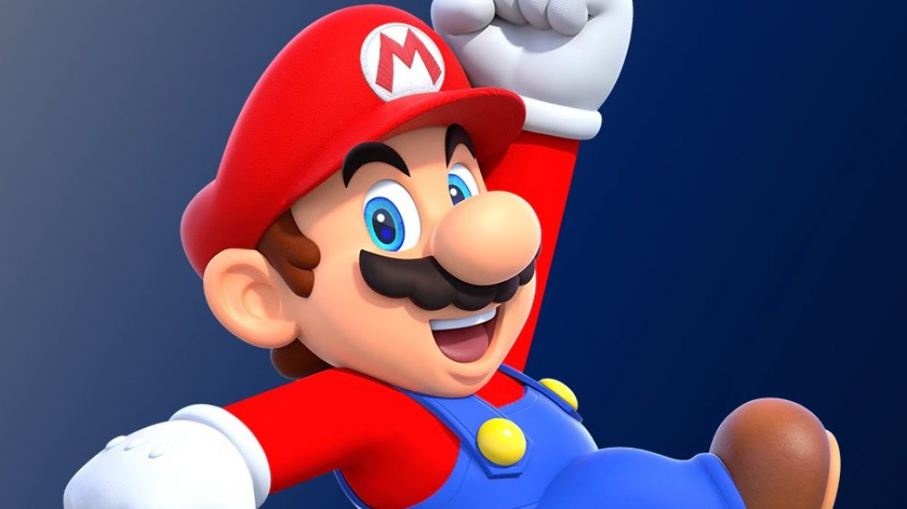 You've been playing Super Mario Bros 35 all wrong