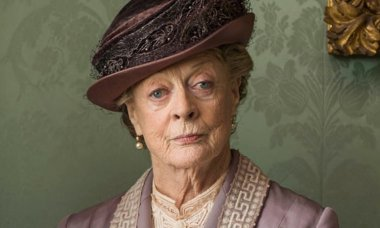 Downton Abbey Maggie Smith
