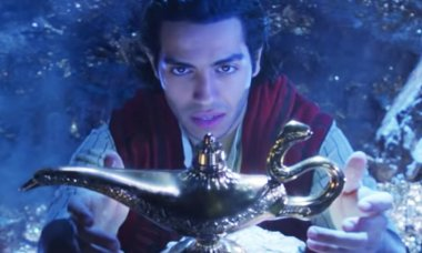 Aladdin live-action trailer Mena Massoud