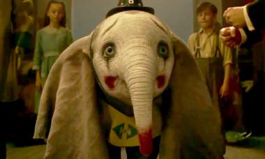 Dumbo trailer Disney live-action remake