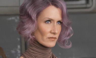 Laura Dern Vice Admiral Amilyn Holdo Star Wars The Last Jedi