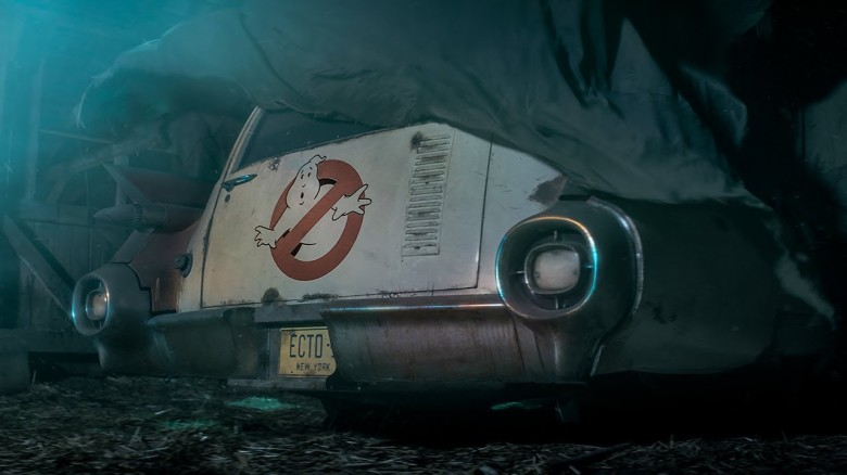 Ghostbusters: First teaser for Jason Reitman's film
