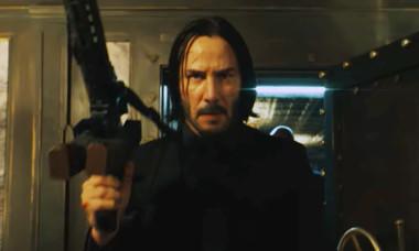 Keanu Reeves John Wick Chapter 3 Parabellum trailer