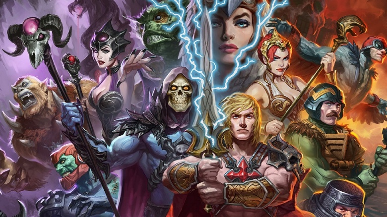 masters of the universe 2019