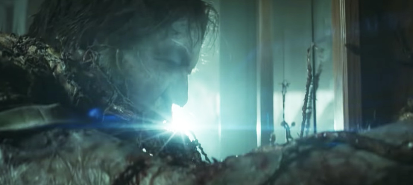 Swamp Thing: Terrifying first teaser for DC Universe series unveiled