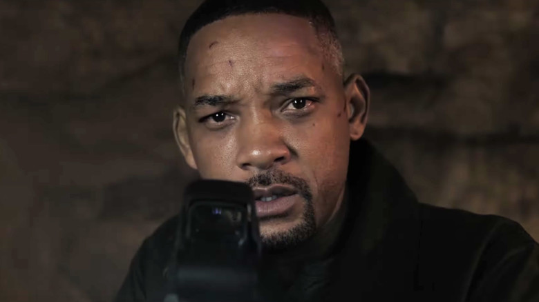 Gemini Man: Will Smith... Will Smith